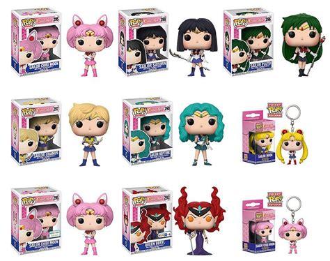 Sale Funko Pop Animation Sailor Moon Sailor Neptune 298 these new sailor moon pop figures are cuter than