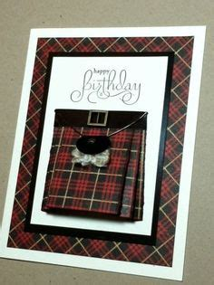 Handmade Cards Scotland - scottish sayings on scottie dogs kilts and tartan