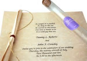 Unique wedding invitations our wedding plus