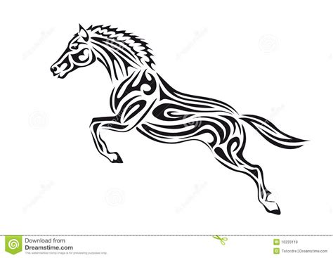jumping horse royalty free stock images image 10233119