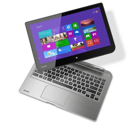 toshiba s detachable satellite click laptop windows 8 1 tablet and small satellite laptop