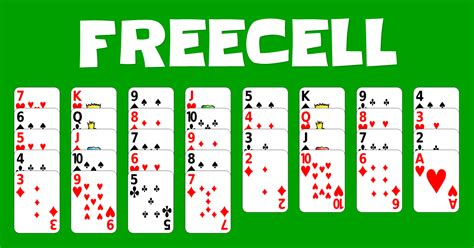 games free mobil freecell solitaire play it online