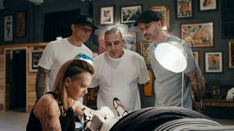 the tattoo factory the shop reunites miami ink miami new times