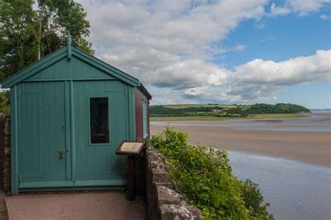Dylan Thomas Boathouse Images