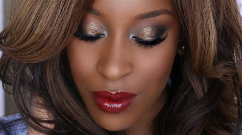 Lipstik Jackelin classic glam makeup tutorial jackie aina