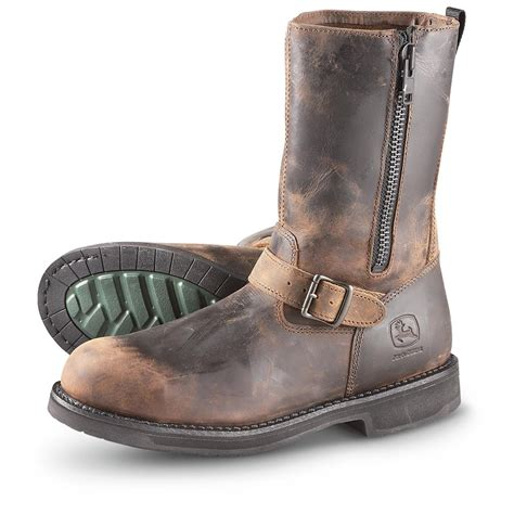 what are the best mens boots s deere 174 11 quot field wellington boots