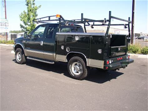 short bed utility body commercial truck success blog sweet short box service bodies