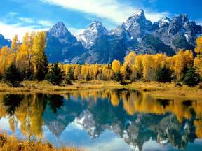 autumn grandeur grand teton national park wyoming usa