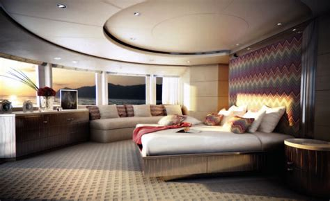 In Suite Designs My Told U So Owner S Suite Yacht Charter Superyacht News