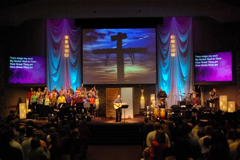 Tips For Picking Paint Colors setting up a church projection system videoblocks by