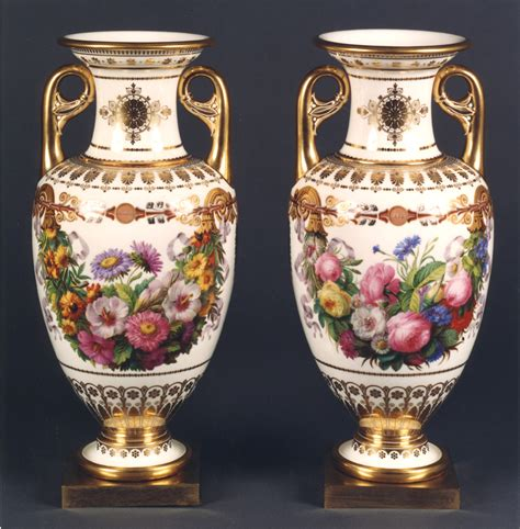 Sevres Vase by Sevres Empire Period Porcelain Free Appraisals