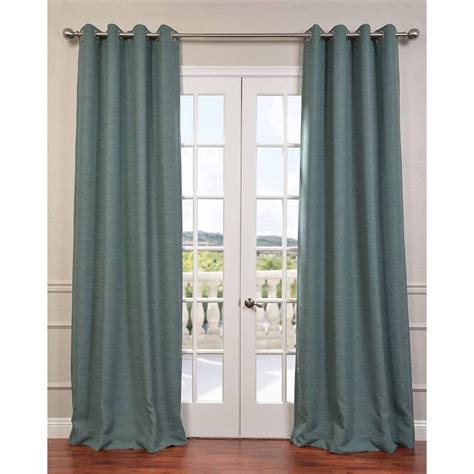 96 blackout curtains exclusive fabrics bellino grommet top 96 inches blackout