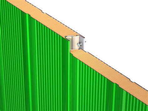 pannelli isolanti per pareti interne pannelli metallici isolanti monolitici per pareti e