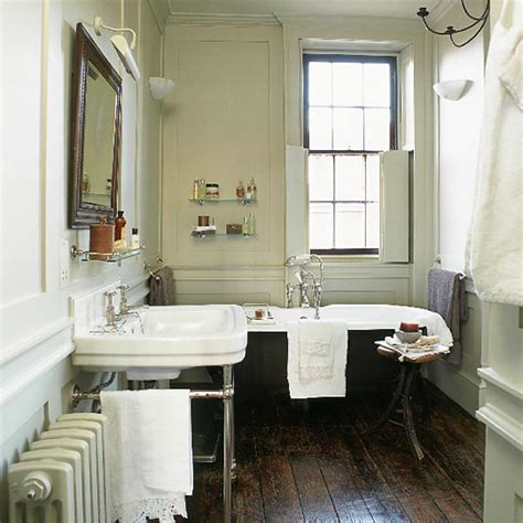 period bathrooms ideas black and white tile clawfoot tub guide to edwardian