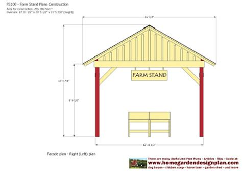 Excell Frame Stand Fs 300 for coop fs100 farm stand plans construction farm stand design how to build a farm stand