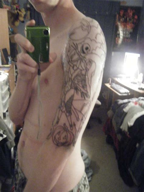 jar jar binks tattoo avenged sevenfold nightmare www pixshark