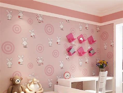 cartoon bedroom wallpaper korean style girls pink bedroom wallpaper cartoon 3d house free 3d house pictures