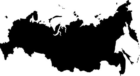 russia map png country clip at clker vector clip