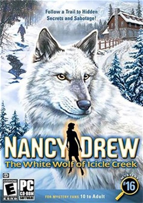 nancy drew the white wolf of icicle creek review