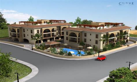 one and two bedroom apartments in mazotos larnaca