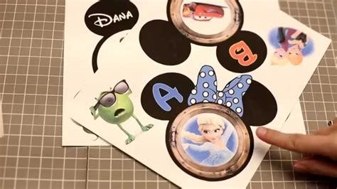 how to make disney cruise magnets magnet paper vs lamination