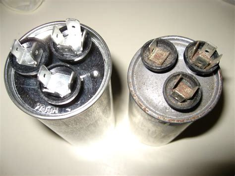 lennox air conditioner capacitor replacement image gallery hvac capacitor