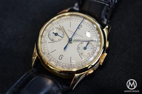vacheron constantin vintage chronograph 4072 5