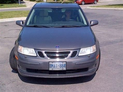 how to sell used cars 2005 saab 9 2x seat position control buy used 2005 saab 9 3 in london ontario canada for us 8 000 00