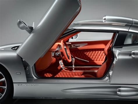 Spyker C8 Aileron Interior by 2009 Spyker C8 Aileron Interior 1920x1440 Wallpaper