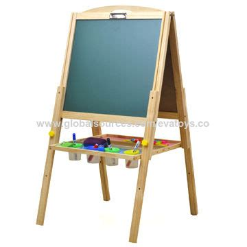 B Drawing Board by China Wooden Stand Drawing Board For Children