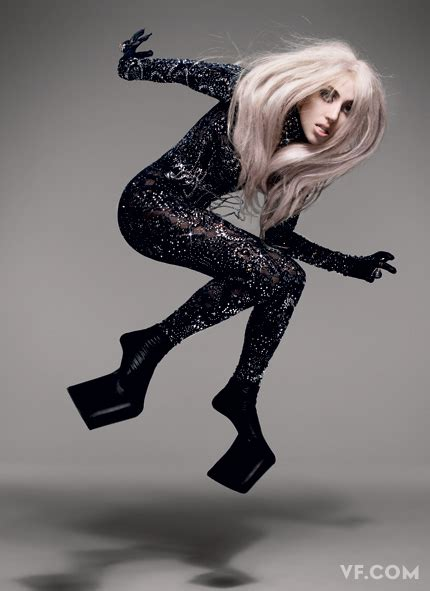 Vanity Gaga by Photos Gaga For The Vanity Fair