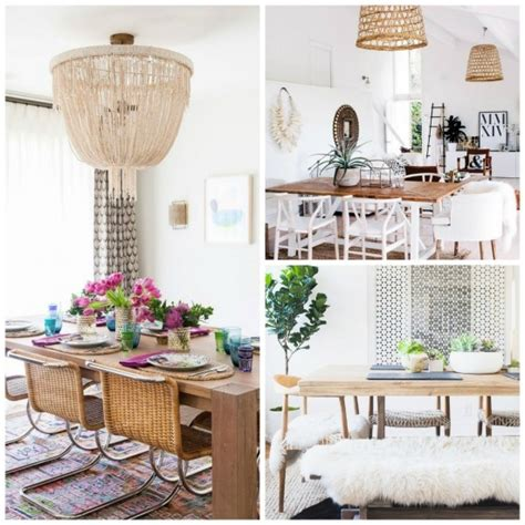 bohemian dining room bohemian dining room design home decorating