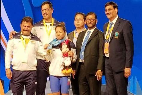 karnam malleswari biography in english mirabai chanu wins gold at world weightlifting