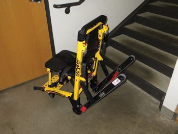 Stryker Stair Chair by The Stryker Stair Pro Apparatus