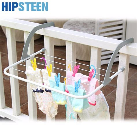 Outdoor Clothes Hanger Rack by Hipsteen Multifunction Indoor Outdoor Folding Clothes