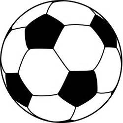 football drawing template soccer png clipart best