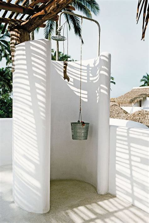 outdoor cing shower ideas great outdoor shower ideas for refreshing summer time hative