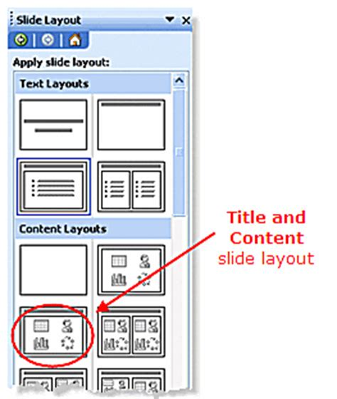auto layout presentation add pictures and clipart to powerpoint slides