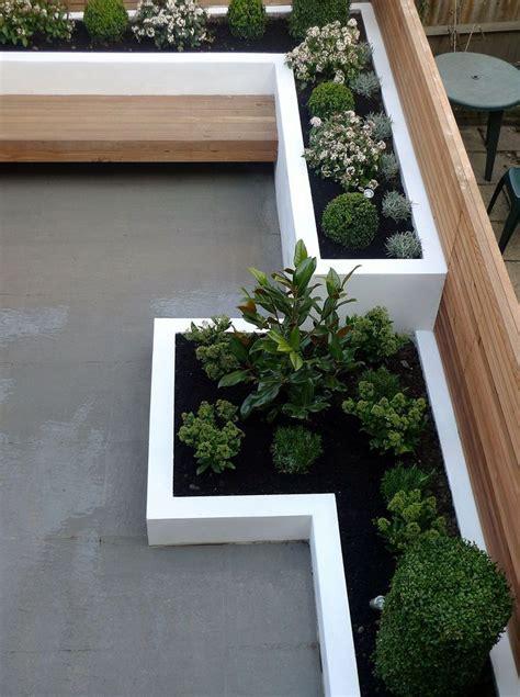 Viereckigen Garten Gestalten by Best 25 Modern Garden Design Ideas On Modern