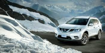 Nissan Hybrids Nissan X Trail Hybrid Goes On Sale In Japan