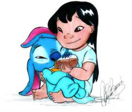 lilo stitch disney fan art 36137745 fanpop