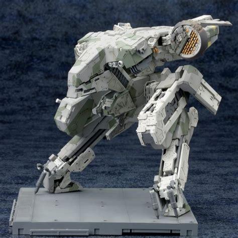 Rex Metal Gear Solid 4 Ver Plastic Model Kit Kotobukiya Metal Gear Solid 4 Metal Gear Rex Mgs4 Ver