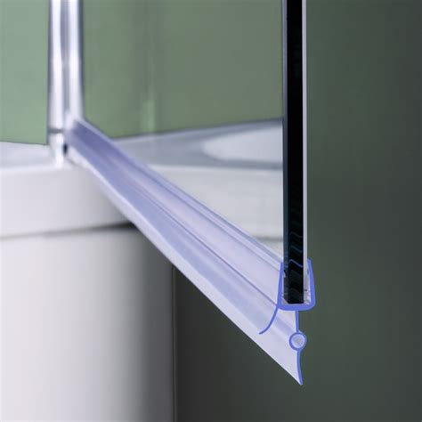 Shower Door Seal Sealing Glass Shower Doors