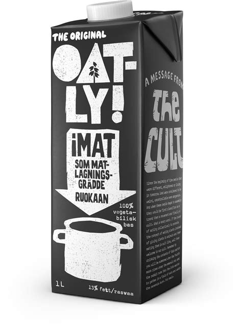 Creamy Oat | Oatly
