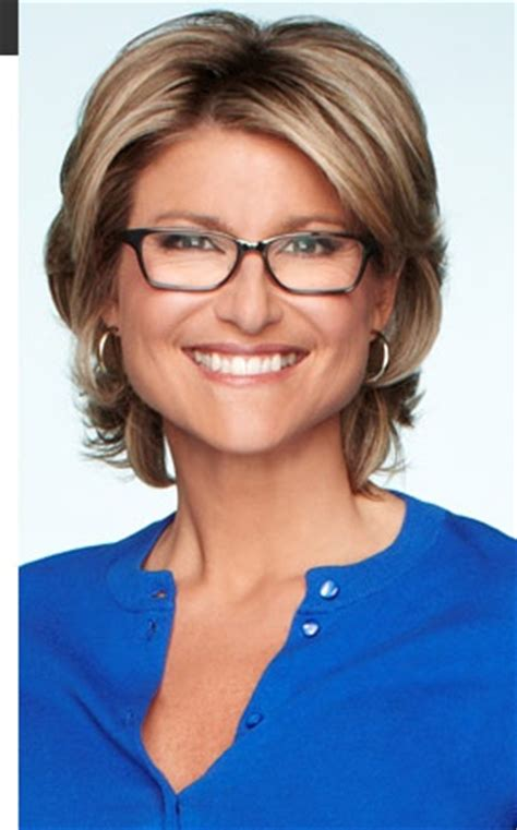 reporters with long hair cnn programs anchors reporters ashleigh banfield