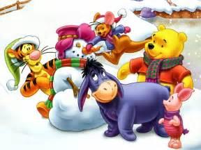 winnie pooh christmas christmas wallpaper 2735518