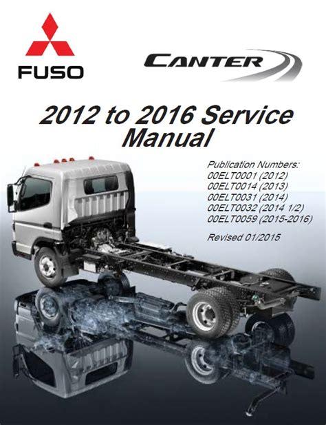 mitsubishi canter 2012 service manual auto repair manual forum heavy equipment forums mitsubishi fuso canter 2012 2016 service manual pdf