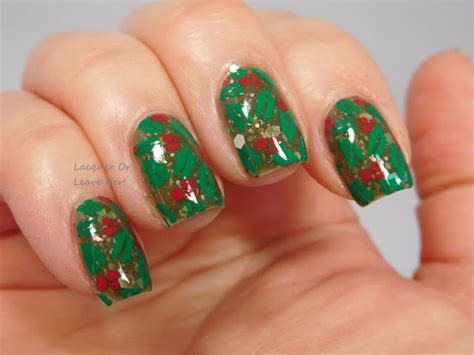 Lacquer Or Leave Her Notd Uberchic Beauty Christmas U02