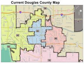 douglas county map colorado current douglas county state house map ljworld