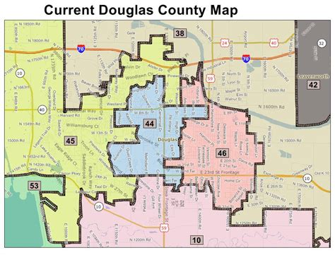 Douglas County Property Records Ga Current Douglas County State House Map Ljworld